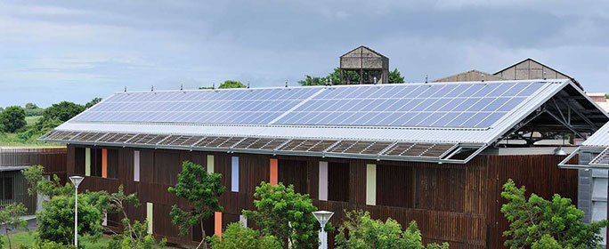 Lycée agricole - Switch energie Guadeloupe
